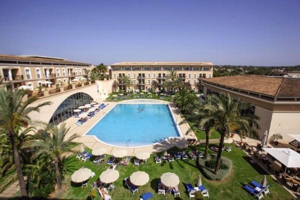 Vue panoramique - Hôtel Grupotel Playa de Palma Suites 4* Majorque (palma) Baleares