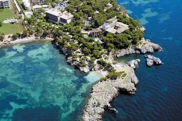 Vue panoramique - Hôtel H10 Punta Negra 4* Majorque (palma) Baleares