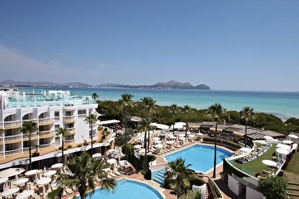 Vue panoramique - Hôtel Iberostar Albufera Playa 4* Majorque (palma) Baleares