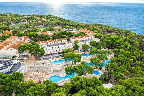 Vue panoramique - Hôtel Iberostar Club Cala Barca 4* Majorque (palma) Baleares