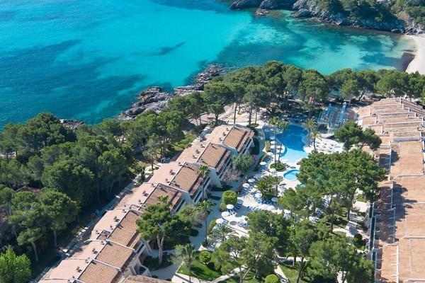 Vue panoramique - Hôtel Iberostar Pinos Park 4* Majorque (palma) Baleares