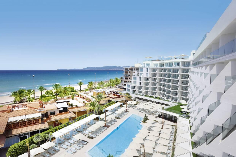 Vue panoramique - Hôtel Iberostar Selection Playa de Palma 5* Majorque (palma) Baleares