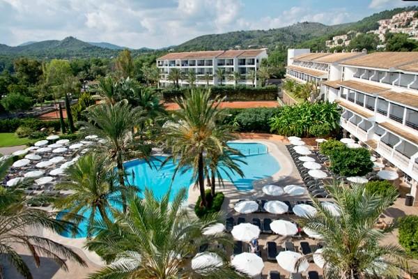Vue panoramique - Club Naya Font de Sa Cala 4* Majorque (palma) Baleares