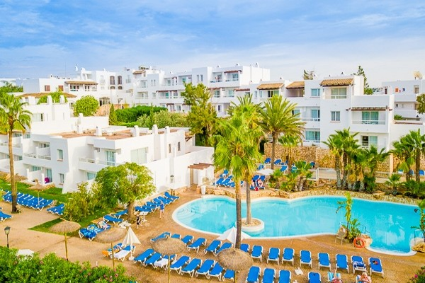 Vue panoramique - Hôtel Palia Puerto del Sol 3* sup Majorque (palma) Baleares