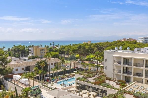 Vue panoramique - Paradiso Garden 4* Majorque (palma) Baleares