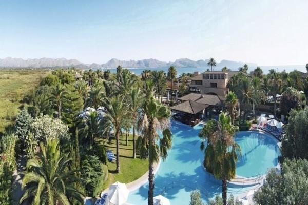 Vue panoramique - Club PortBlue Pollentia Resort & Spa 4* Majorque (palma) Baleares
