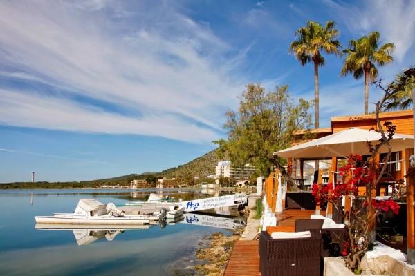 Vue panoramique - Roc Boccaccio 3* Majorque (palma) Baleares