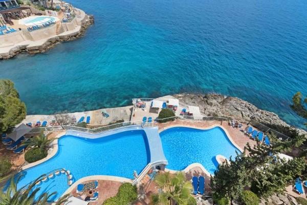Vue panoramique - Hôtel Roc Illetas 4* Majorque (palma) Baleares