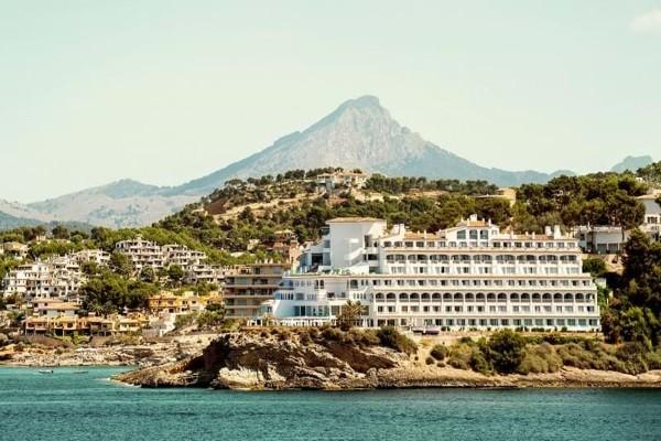 Vue panoramique - Hôtel Sentido Punta Del Mar 4* Majorque (palma) Baleares