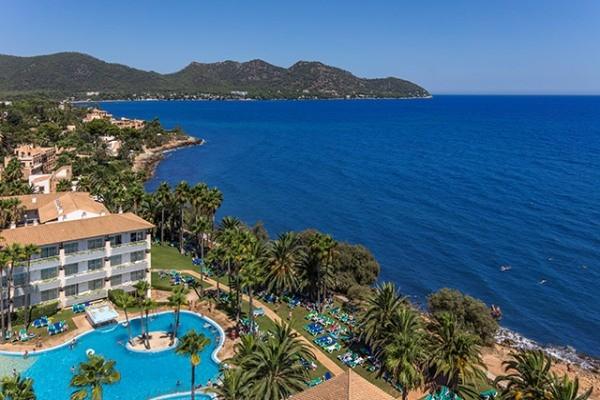 Vue panoramique - Club TUI BLUE For Families Mallorca Mar 4* Majorque (palma) Baleares