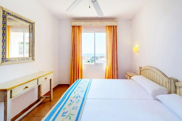 Chambre - Hôtel Bluerooms Las Palmeras 3* Minorque Baleares