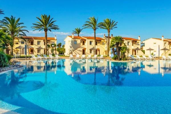 Piscine - Hôtel Bluerooms Las Palmeras 3* Minorque Baleares