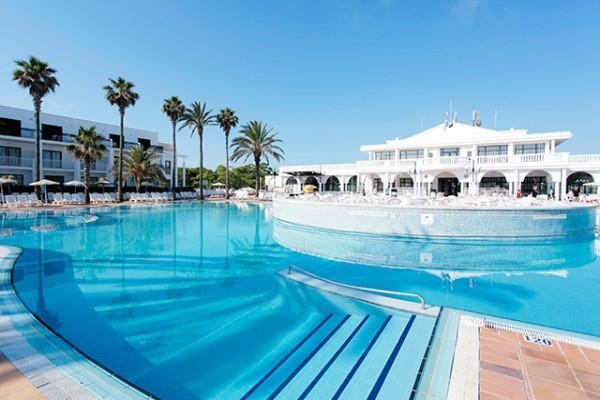 Piscine - Hôtel Family Life Mar de Menorca 3* Minorque Baleares