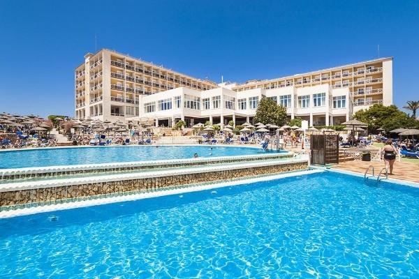 Piscine - Hôtel Globales Almirante Farragut 4* Minorque Baleares