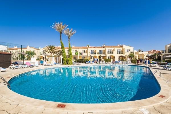 Piscine - Hôtel Globales Binimar 2* Minorque Baleares