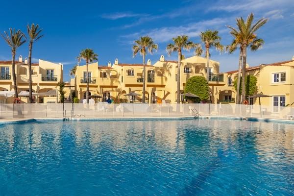 Piscine - Hôtel Globales Binimar 3* Minorque Baleares