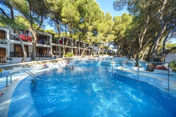 Piscine - Hôtel Hôtel Sol Parc 3* Minorque Baleares