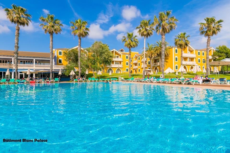 Club Jumbo Vacances Menorca Resort Minorque Baleares