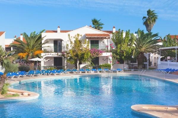 hotel marmara oasis menorca minorque baleares promovacances. Black Bedroom Furniture Sets. Home Design Ideas