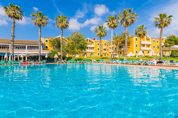 Piscine - Maxi Club Vacances Menorca Resort 4* Mahon Baleares