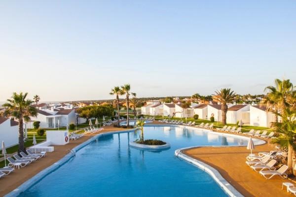 Piscine - Hôtel Menorca Mar 4* Minorque Baleares