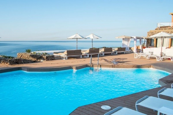 Piscine - Hôtel Pierre & Vacances Premium Residenz Menorca Binibeca 4* Minorque Baleares
