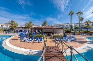 Baleares-Minorque, Hôtel Princesa Playa