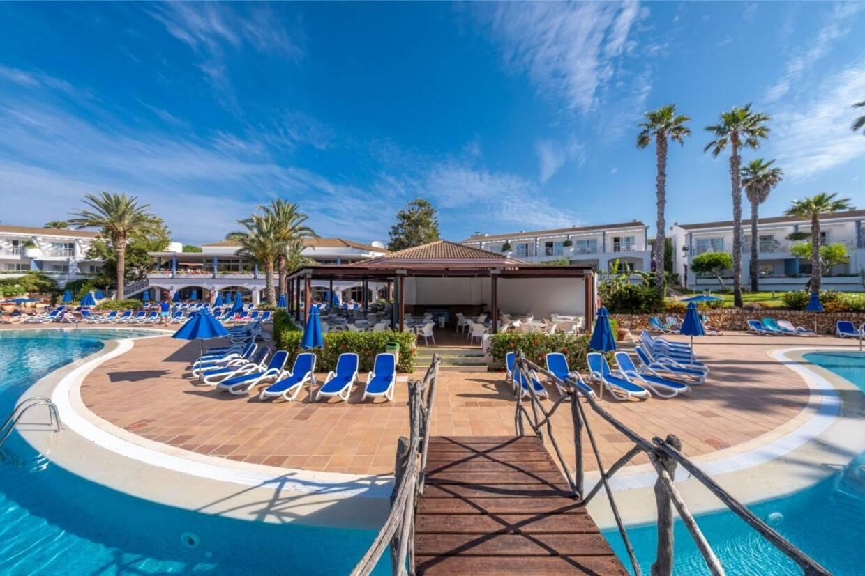 Piscine - Hôtel Princesa Playa 4* Minorque Baleares