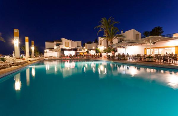 Piscine - Hôtel Roc Lago Park 3* Minorque Baleares