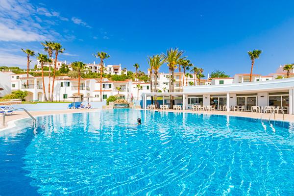 Piscine - Hôtel Tirant Playa 3* Minorque Baleares