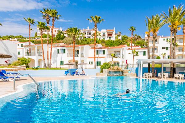 Piscine - Hôtel Tirant Playa 4* Minorque Baleares