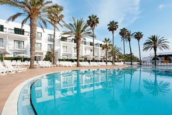 Piscine - Hôtel TUI Family Life Mar de Menorca 3* Minorque Baleares