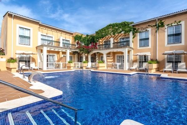 Piscine - Hôtel Zafiro Menorca 4* Minorque Baleares