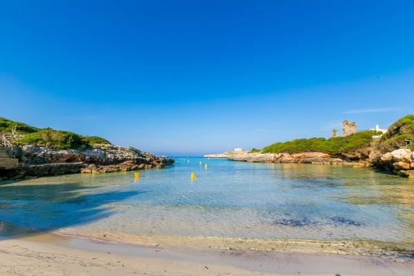 plage - Menorca La Caleta