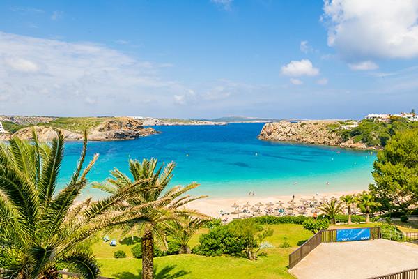 Plage - Club Olé Fram Aguamarina Playa 3* sup Minorque Baleares