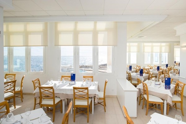 Restaurant - Hôtel Globales Almirante Farragut 4* Minorque Baleares