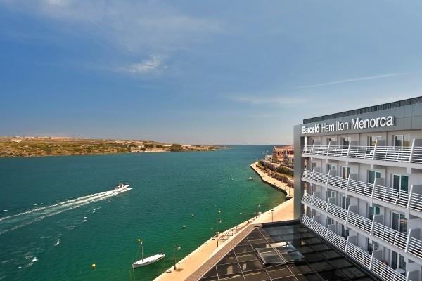 Vue panoramique - Barcelo Hamilton Menorca 4* Mahon Baleares