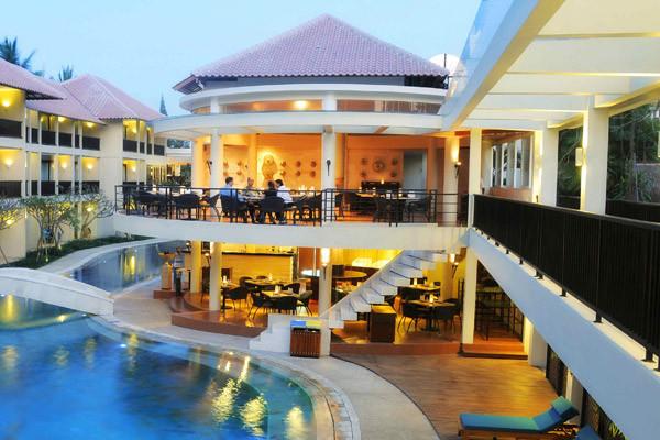 hotel the camakila legian bali legian bali promovacances. Black Bedroom Furniture Sets. Home Design Ideas