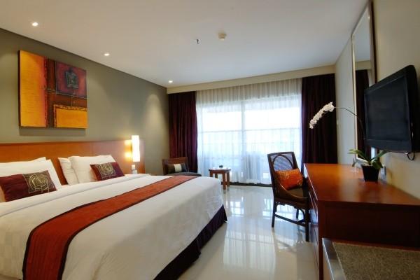 Chambre - Hôtel Bali Dynasty Resort 4* Denpasar Bali