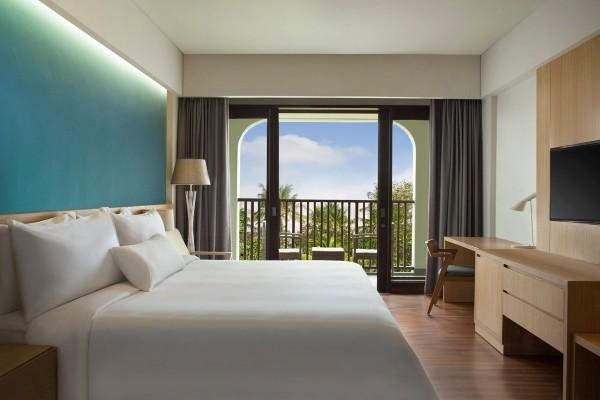 Chambre - Element by Westin Ubud/Adiwana D'nusa Beach Club and Resort/Uppala Villas Nusa Dua 4* Denpasar Bali