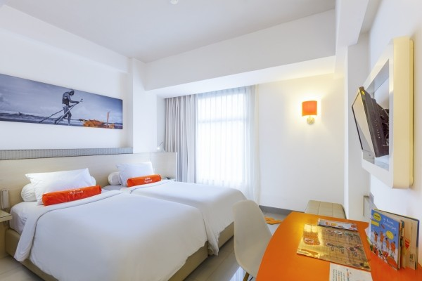 Chambre - Harris Hotel Seminyak 4* Denpasar Bali