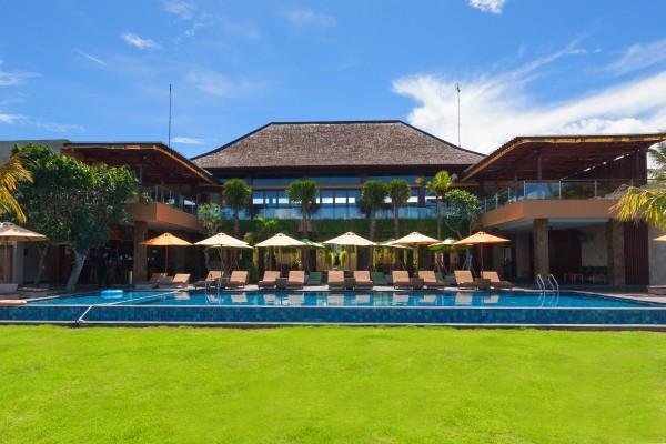 Facade - Adiwana Svarga Loka/Holiday Resort Lombok/Bali Prime Villas 4* Denpasar Bali