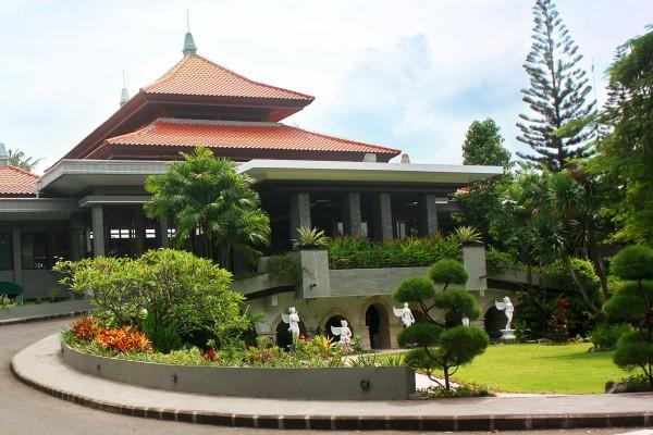 Facade - Hôtel Bali Dynasty Resort 4* Denpasar Bali