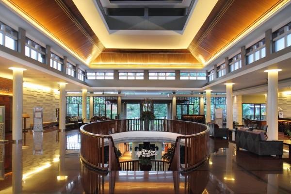 Hall - Hôtel Bali Dynasty Resort 4* Denpasar Bali