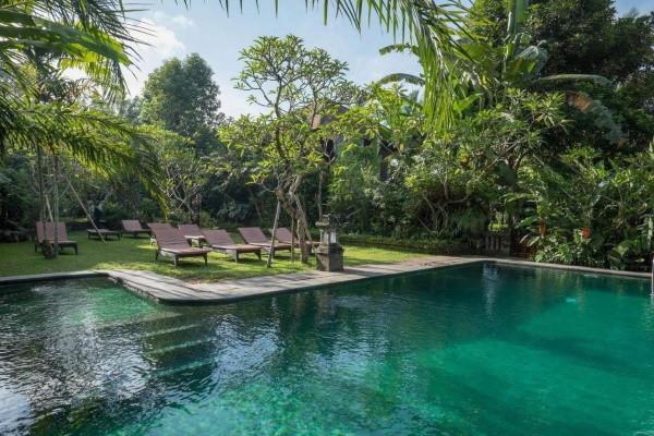 Piscine - Hôtel Ananda Cottages 3* Denpasar Bali