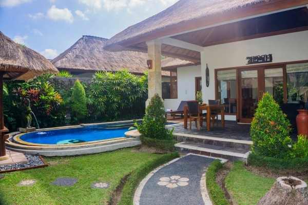 Piscine - Furama Xclusive Resort & Villas Ubud / The Sakaye Luxury Villas & Spa 4* Denpasar Bali