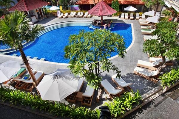 Piscine - Grand Inna Kuta 4* Denpasar Bali