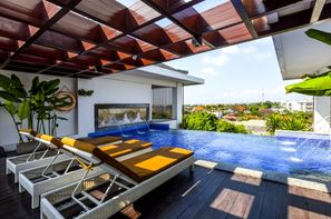 Bali-Denpasar, Hôtel Harris Seminyak