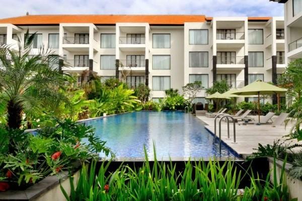 Piscine - Hôtel Hôtel Taksu Sanur 3* Denpasar Bali