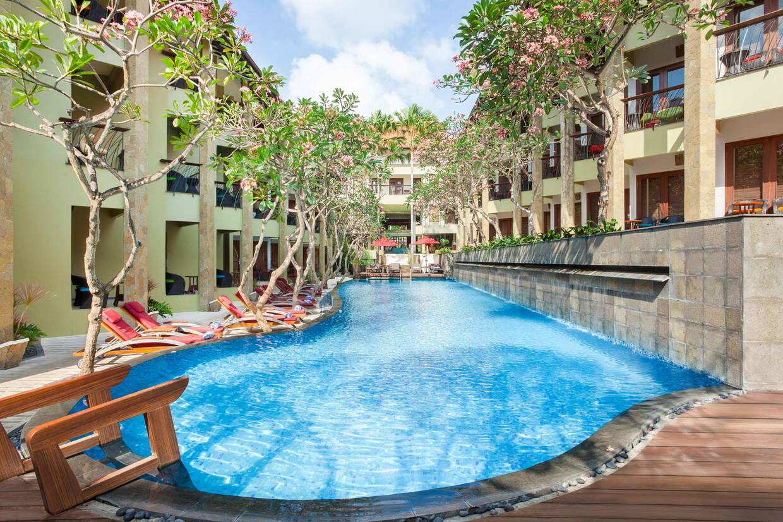 Piscine - Hôtel Ibis Styles Bali Legian 3* Denpasar Bali